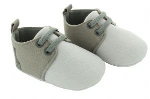 Baby Love SLG Shoes, Grey Pumps